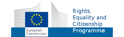 Logo Rights, Equality and Citizenships