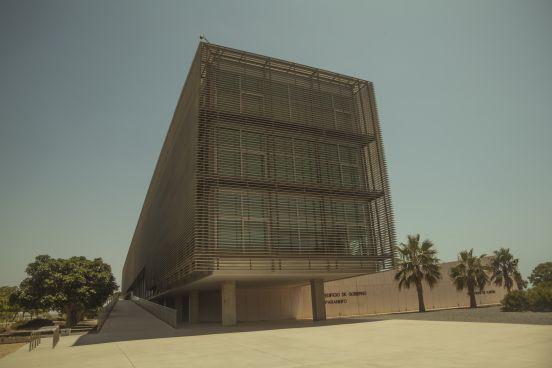 Edificio de  Gobierno y Paraninfo
