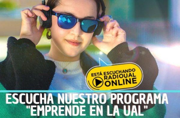 Programa de Radio: Emprende en la UAL