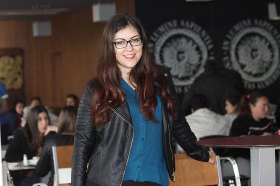 Estudiante de Grado en Estudios Ingleses
