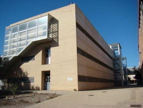 Edificio Científico-Técnico II. Edificio 1