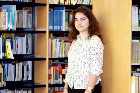Estudiante de 1º de Psicología en la UAL