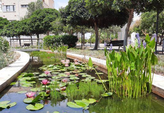 Jardines del Agua