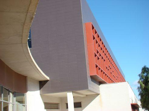 Edificio departamental de Ciencias de la Salud