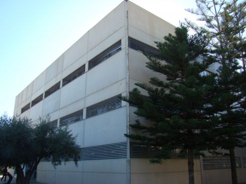 Edificio Científico-Técnico II. Edificio 2
